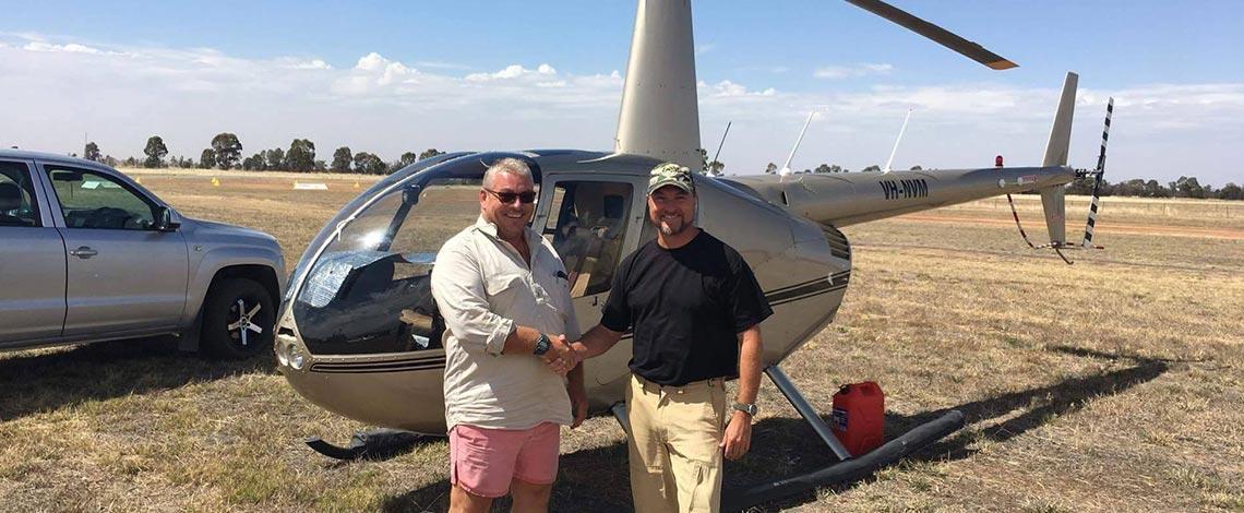 Robinson R44 Raven II sale | Helibiz