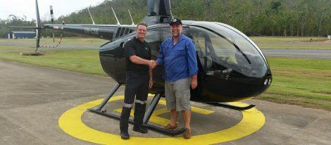 Helicopter Training   Helibiz