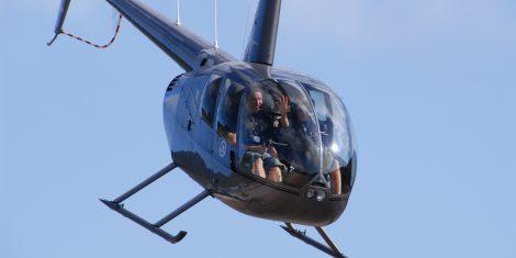Helicopter Training | Helibiz